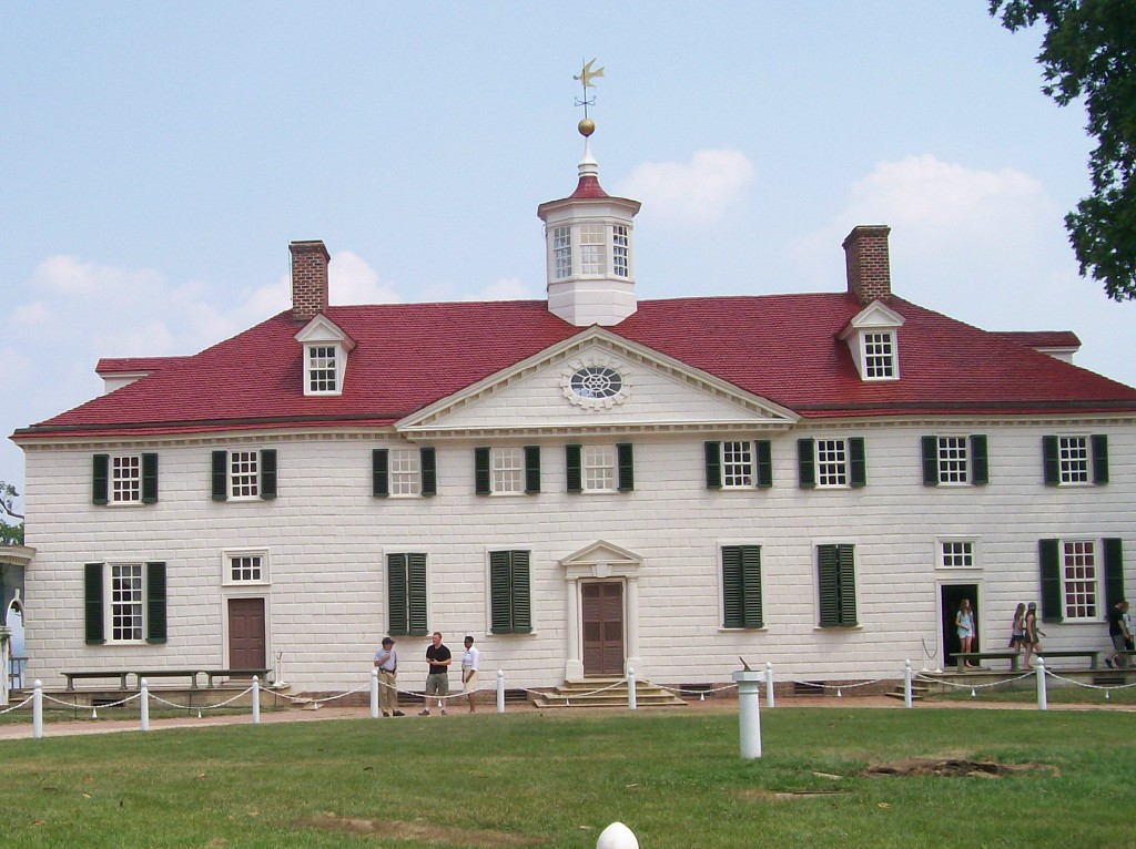 Vernon Washington Mount Vernon Tour