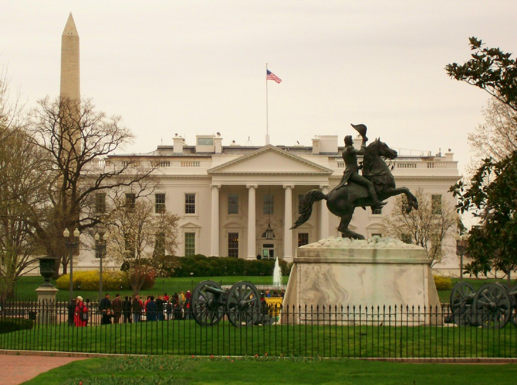 Washington dc tour guide customized sightseeing tours of for Did george washington live in the white house